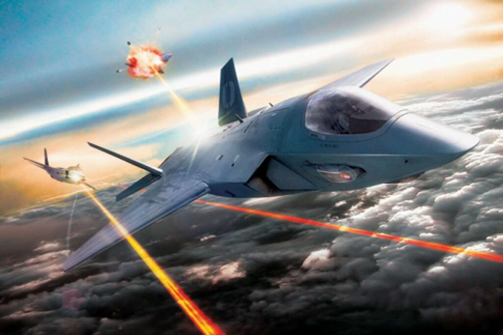6th Generation fighters and Modern Aerial Warfare